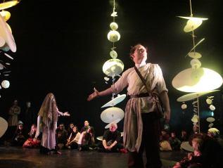 English Pocket Opera Company, UK: Orpheus andEurydice