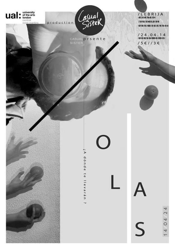 Olas Poster