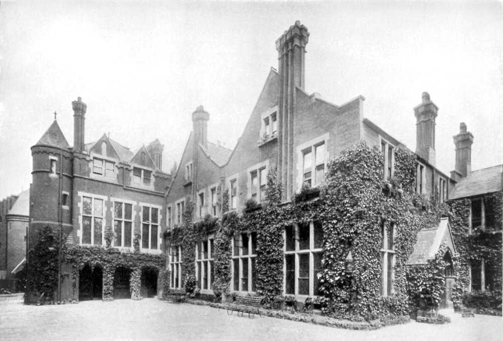 Toynbee Hall, East End London via www.jamesadamspapers.org