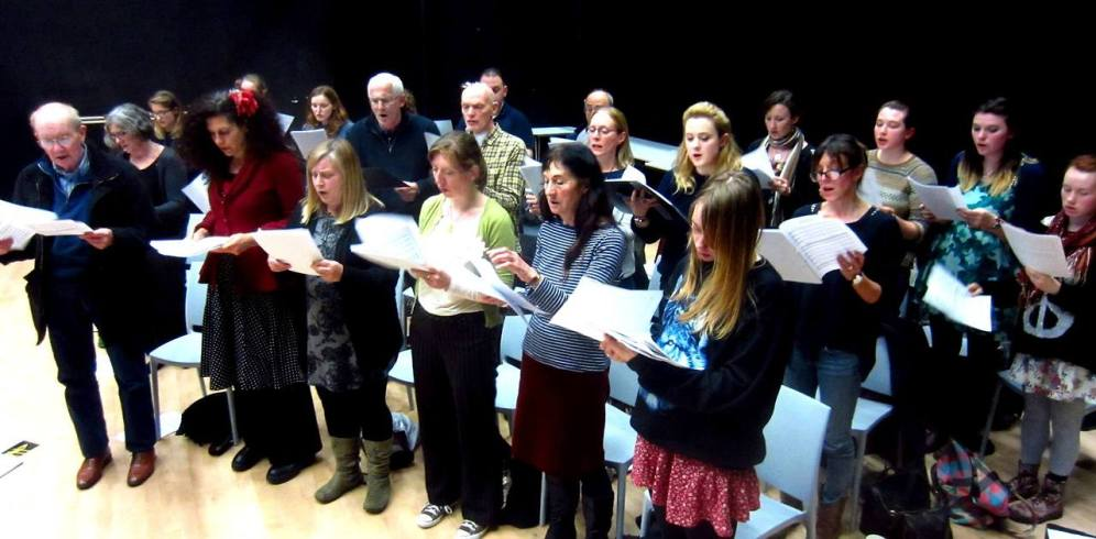 Chorus Rehearsal: EPOC
