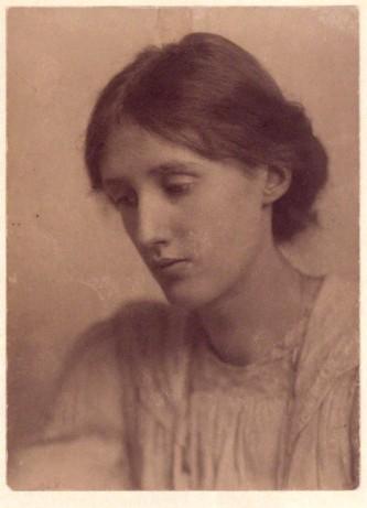 NPG P220; Virginia Woolf (nÈe Stephen) by George Charles Beresford