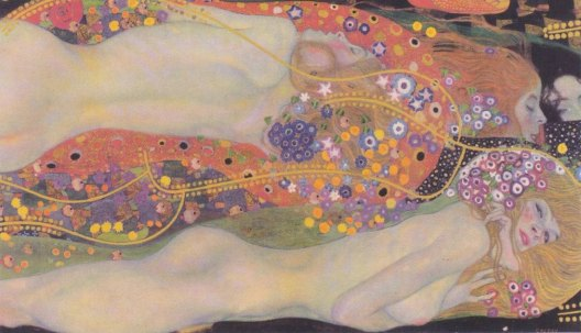 Klimt SeaSerpents
