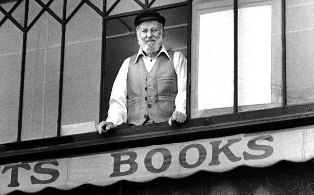 Beat Poet: Lawrence Ferlinghetti, Founder of City Lights Books